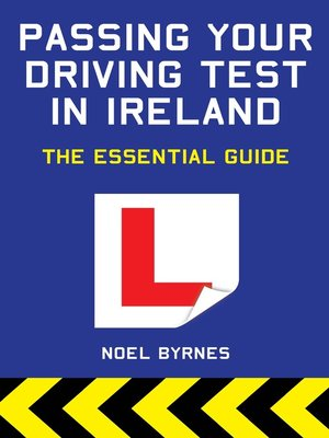 cover image of Passing Your Driving Test in Ireland