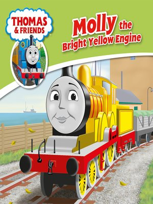cover image of Molly the Bright Yellow Engine