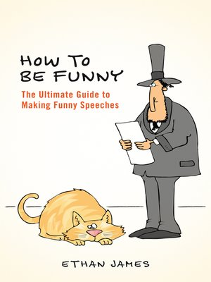 cover image of How to Be Funny