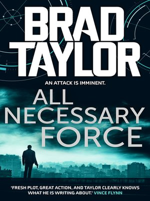 cover image of All Necessary Force