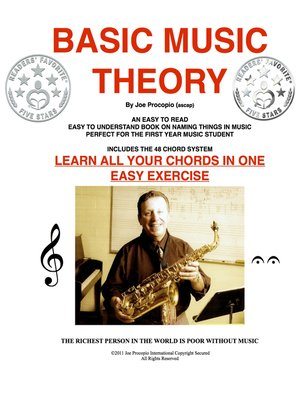 cover image of Basic Music Theory