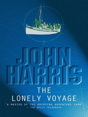 cover image of The Lonely Voyage