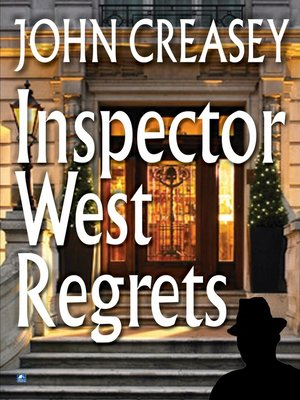 cover image of Inspector West Regrets