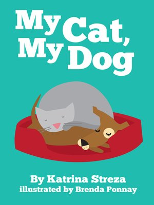 cover image of My Cat, My Dog