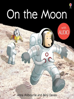 cover image of On the Moon