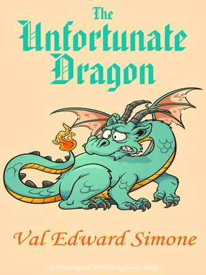 cover image of The Unfortunate Dragon