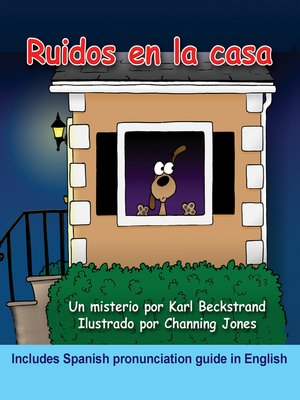 cover image of Ruidos en la casa