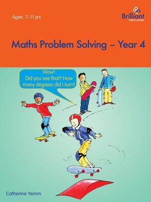 year 6 problem solving