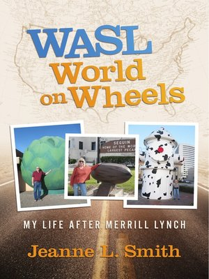 cover image of WASL World on Wheels