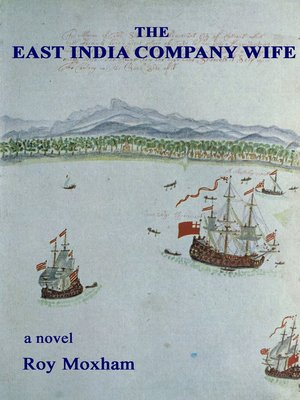cover image of The East India Company Wife