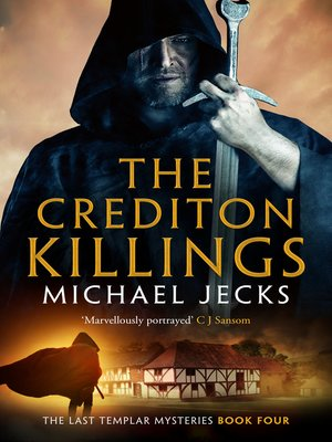 cover image of The Crediton Killings