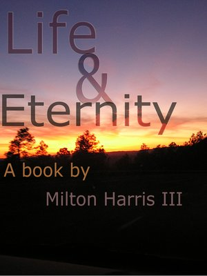 cover image of Life and Eternity