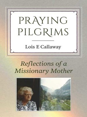 cover image of Praying Pilgrims