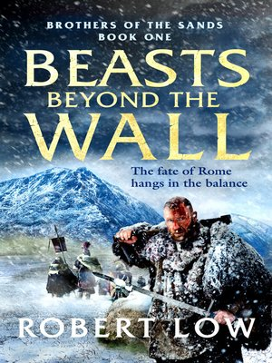 cover image of Beasts Beyond the Wall