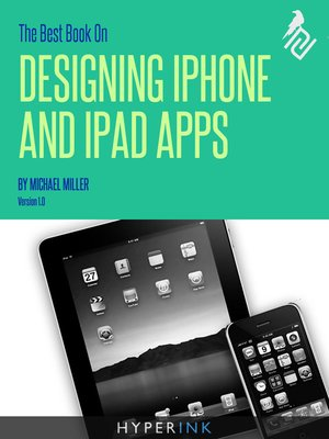 cover image of The Best Book on Designing iPhone & iPad Apps
