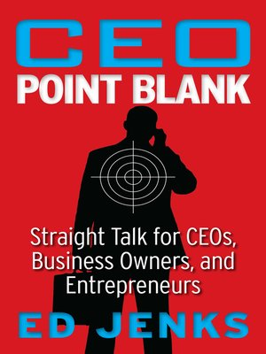 cover image of CEO Point Blank