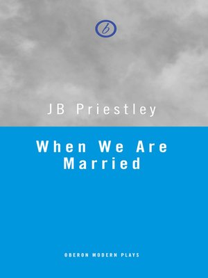 cover image of When We Are Married