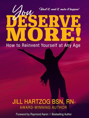 cover image of You Deserve More!