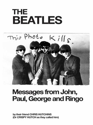 cover image of The Beatles Messages from John, Paul, George and Ringo