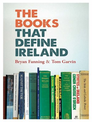 cover image of The Books That Define Ireland