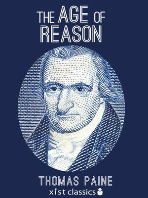 cover image of The Age of Reason