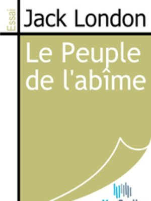 cover image of Le Peuple de l'abîme