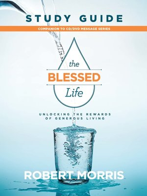 cover image of The Blessed Life Study Guide