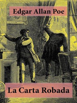 cover image of La Carta Robada (Texto Completo)