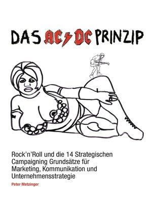 cover image of Das AC/DC Prinzip