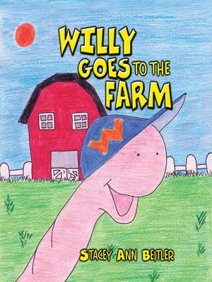 cover image of Willie Goes to the Farm