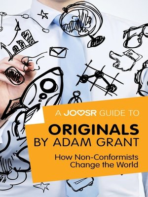 cover image of A Joosr Guide to... Originals by Adam Grant