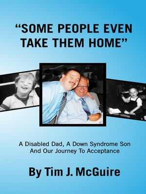 """cover image of """"Some People Even Take Them Home"""""""