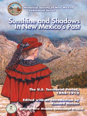 cover image of Sunshine and Shadows in New Mexico's Past, Volume 2
