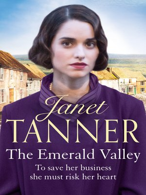 cover image of The Emerald Valley