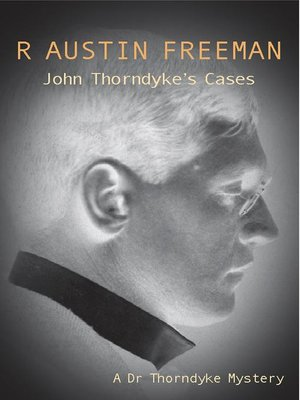 cover image of John Thorndyke's Cases