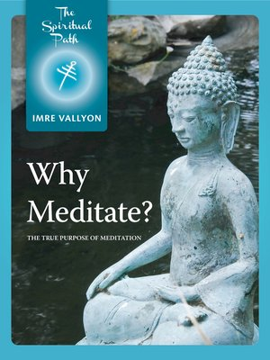 cover image of Why Meditate?