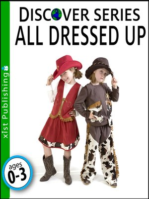 cover image of All Dressed Up