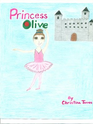cover image of Princess Olive