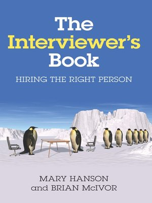 cover image of The Interviewer's Book