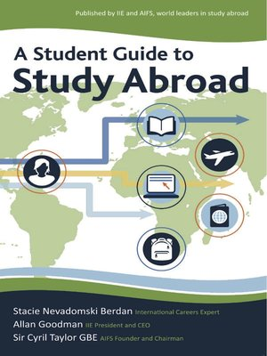 cover image of A Student Guide to Study Abroad