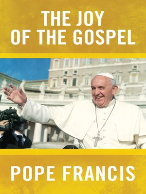 cover image of The Joy of the Gospel