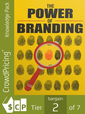 cover image of The Power of Branding