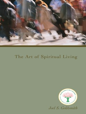 cover image of The Art of Spiritual Living