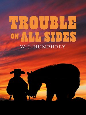 cover image of Trouble On All Sides