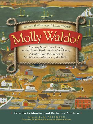cover image of Molly Waldo!