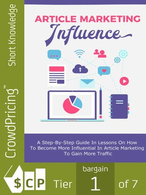 cover image of Article Marketing Influence