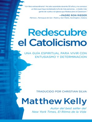 cover image of Redescubre el Catolicismo