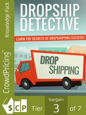 cover image of Dropship Detective