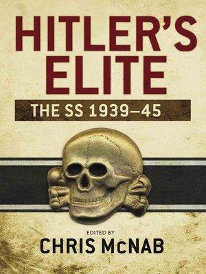 cover image of Hitler's Elite