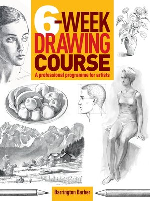 cover image of 6-Week Drawing Course